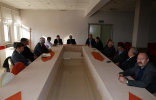 Güvenlik toplantısı gerçekleştirildi