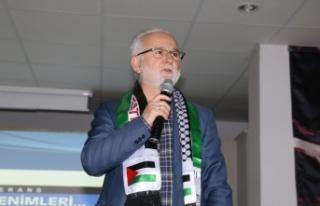Özler, Kudüs izlenimlerini anlattı