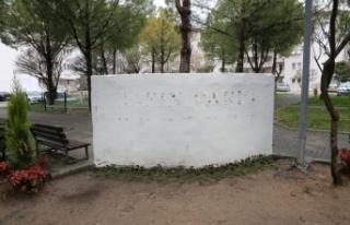 Basın Parkı kaderine terk edildi
