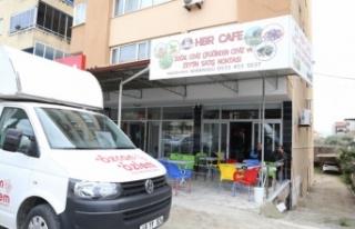 HBR Kafe açıldı