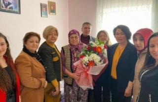 Yatağan Belediyesi, şehit annelerini unutmadı