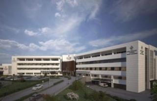 Demir, hastanenin tamamlanacağı tarihi açıkladı