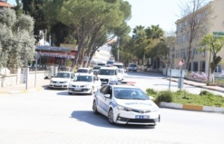 Yatağan'da 2 günde 53 kişiye ceza yazıldı