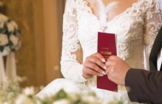 Muğla'da 2019 yılında 6 Bin 265 evliliğin...