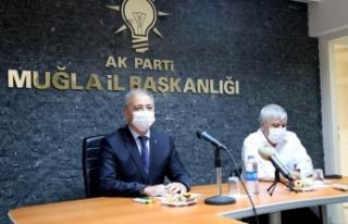 AK Parti ve MHP Grubundan, Büyükşehir'in 2019...