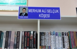 Ali Selçuk'un ismi, kütüphanede yaşatılacak
