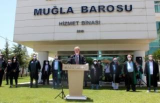 Baro başkanları Ankara'ya savunma yürüyüşü...