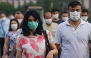 Muğla'da maskesiz sokağa çıkmanın cezası...