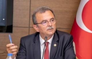"""Süleyman Girgin: """"Narenciye yandı üretici feryatta"""""""
