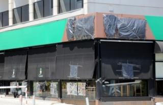 Pınar'ın katil zanlısının iş yeri kapatıldı