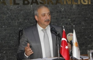 Mete, AK Parti Yatağan Başkanlığı Adaylığı...