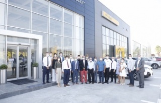 PSA Türkiye CEO'su'ndan Bodrum Peugeot – Opel...