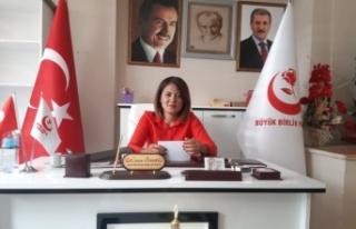 Yatağan'da yeni teşkilatlanan BBP, ilk kongresini...