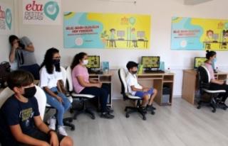 56 okulda 'EBA Destek Noktası'