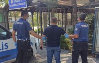 6 suçtan aranan şüpheli, Yatağan'da yakalandı