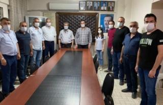 AK Parti Yatağan, görev dağılımını gerçekleştirdi