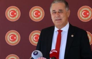 CHP'Lİ ÖZCAN: ÖREN-MİLAS YOLU İNŞAATINA NEDEN...