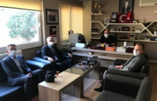 Türk Diyanet Vakıf-Sen'den Azerbaycan'a...