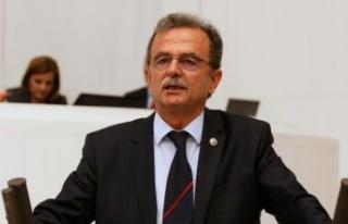 Girgin, Bodrum'a külliyeyi meclis gündemine taşıdı