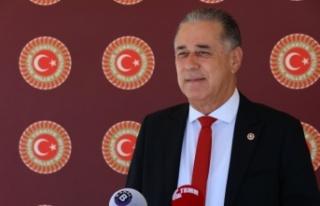 """Suat Özcan: """"Milas'a doğalgaz şirketin..."""