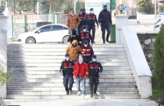 Jandarma, kaçak kazıyı engelledi