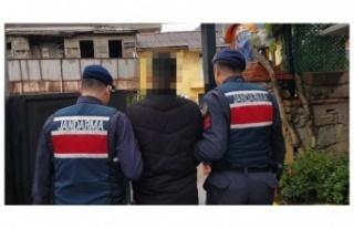Yakalaması olan kişi, Yatağan'da yakalandı