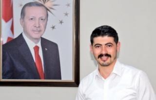 AK Parti Gençlik Kolları Başkanlığı'na Özen...