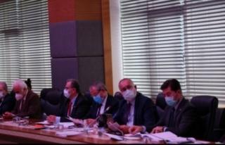 KİT komisyonunda TKİ ve madencilik konuşuldu