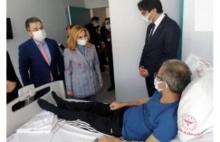 Organ Nakil Merkezi hizmete açıldı