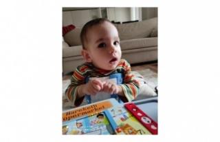SMA hastası Ayaz bebek için destek çağrısı