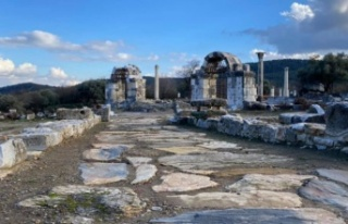 Stratonikeia Antik Kenti ve Lagina Kutsal Alanı GEKA...