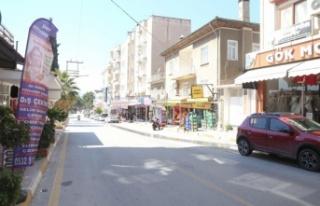 Atatürk ve Cumhuriyet caddeleri ücretli oldu, caddeler...