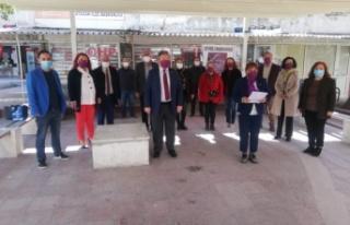 CHP Kadın Kollarından 8 Mart Açıklaması
