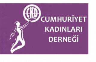 Cumhuriyet Kadınları Derneği, 8 Mart'ı kutladı