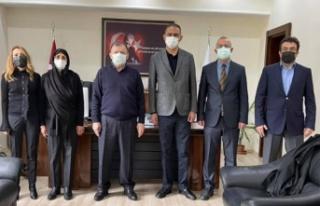 Demircioğlu'ndan yeni devlet hastanesine bağış