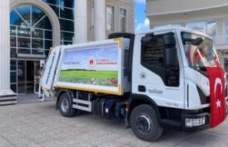 Kavaklıdere Belediyesi'nin araç parkı genişliyor