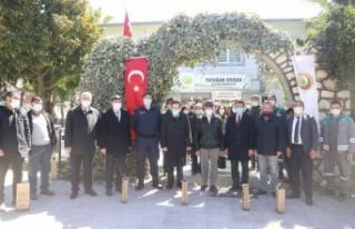 Orman'dan vatandaşlara ücretsiz fidan