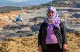 Turgutlu Tayyibe teyzenin mücadelesi dünya basınında