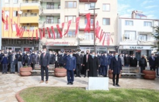 Yatağan'da 18 Mart Çanakkale Zaferi ve Şehitleri...