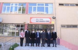 Gazi Anadolu Lisesi, puanla öğrenci kabul edecek