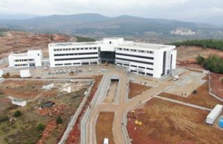 Yatağan Devlet Hastanesi'nin kabulü tamamlandı