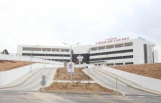 Büyükşehirden Yatağan Devlet Hastanesine yeni...