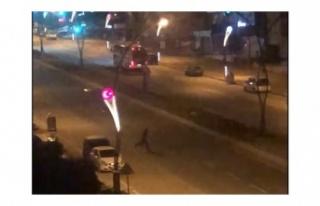 Sosyal medya paylaşımı sonrasında polis harekete...