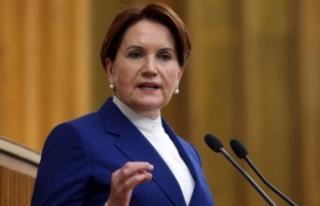 İYİ Parti Genel Başkanı Meral Akşener Muğla'ya...