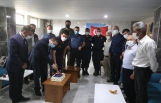 Jandarma Teşkilatı'nın 182'nci kuruluş yıldönümü