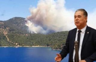 """""""Orman yangınlarından daha önemli bir milli mesele..."""