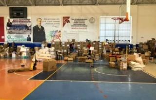 Türkiye, zor gününde Yatağan'ın yanında oldu