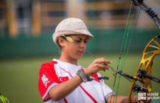 Yatağanlı okçular, Dünya Gençler Şampiyonasında...