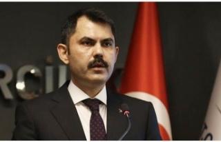 Bakan Kurum: Antalya ve Muğla'da 1100 binanın...