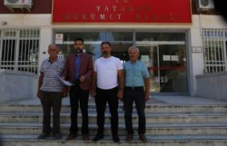 İYİ Parti' den, Cahit Özkan'a suç duyurusu